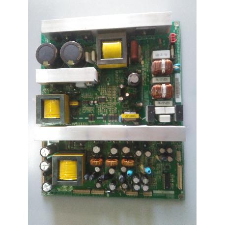 FUENTE ALIMENTACION POWER SUPPLY BOARD PW510P TV HUMAX LIT-40TPVR - RECUPERADO