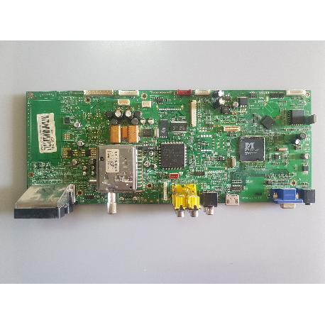 PLACA BASE MAIN MOTHERBOARD X1K.190 R-4 PARA TV GRUNDIG 37LXW94-7731IDTV - RECUPERADA