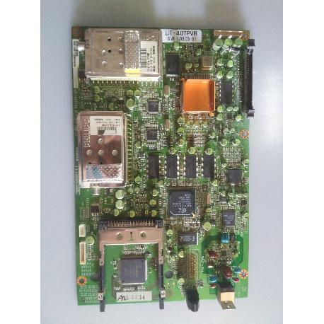 PLACA SINTONIZADORA MAIN TUNNER BOARD 01004-3050 TV HUMAX LIT-40TPVR - RECUPERADA