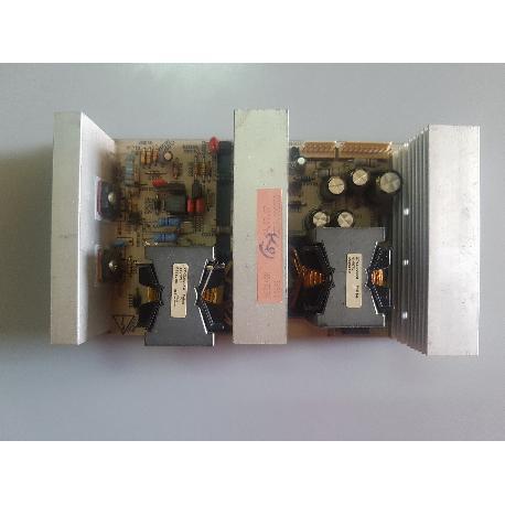 FUENTE DE ALIMENTACION POWER SUPPLY BOARD Z4H194-06 PARA TV GRUNDIG 37LXW94-7731IDTV - RECUPERADA