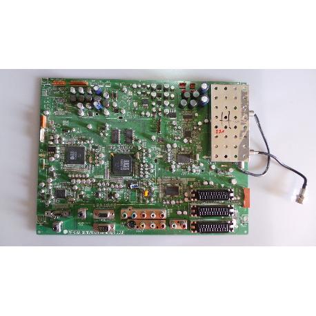 PLACA BASE MAIN BOARD TV LG 42PX3RV MF-056A 6870VM0531E(0) 050525 J.P.S - RECUPERADA