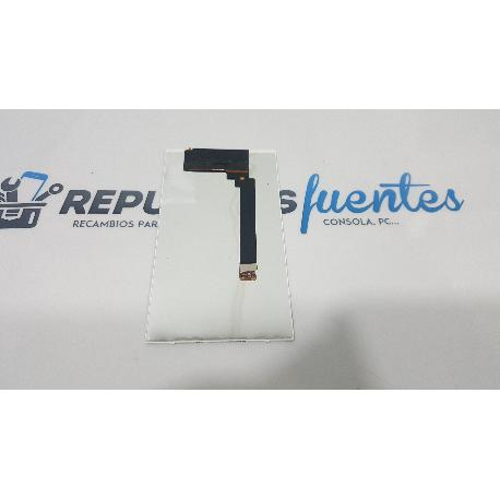 PANTALLA LCD DISPLAY ORIGINAL PARA VEXIA ZIPPERS WHITE - RECUPERADA