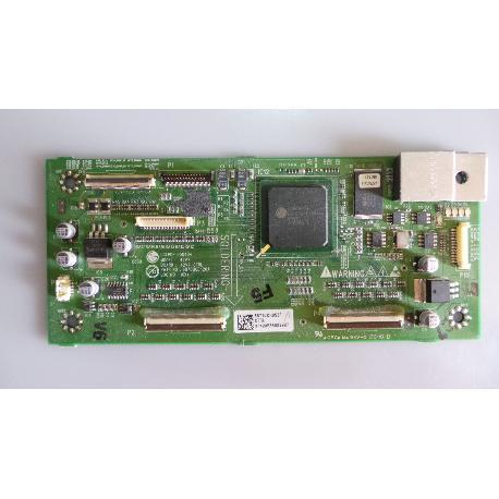 PLACA T-CON BOARD TV LG 42PX3RV 6870QCE 120A - RECUPERADA