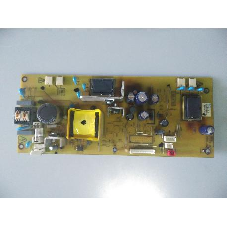 FUENTE ALIMENTACION POWER SUPPLY BOARD 17IPS02-2 PARA TV TECHWOOD 17IPS02-2 - RECUPERADA