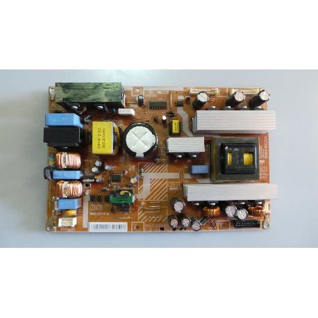 FUENTE DE ALIMENTACIÓN POWER SUPPLY TV SAMSUNG LE37A558P3F BN44-00220A - RECUPERADA