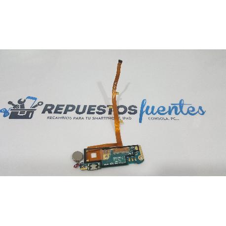 MODULO CONECTOR DE CARGA ORIGINAL PARA YEZZ ANDY 6Q A6QGM - RECUPERADO
