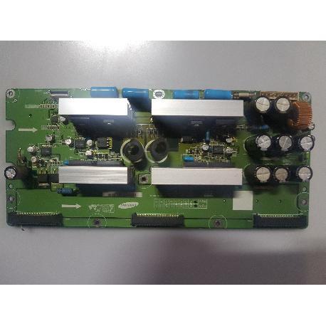 PLACA XSUS LJ41-02344A PARA TV SAMSUNG PS-42D4S - RECUPERADA