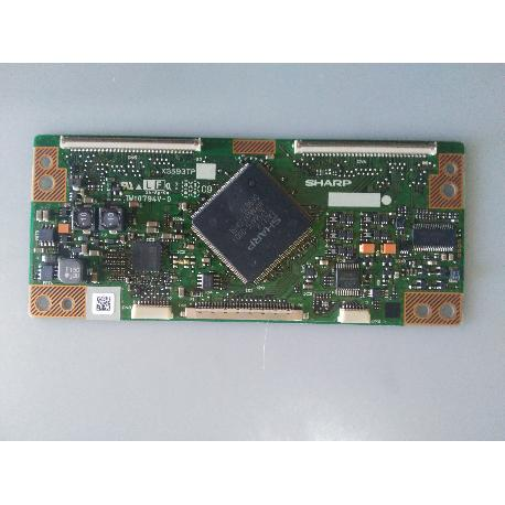 PLACA T-CON BOARD X3593TP PARA TV PHILIPS 32PFL5522D/12 - RECUPERADA