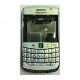CARCASA BLACKBERRY 9700 BLANCA