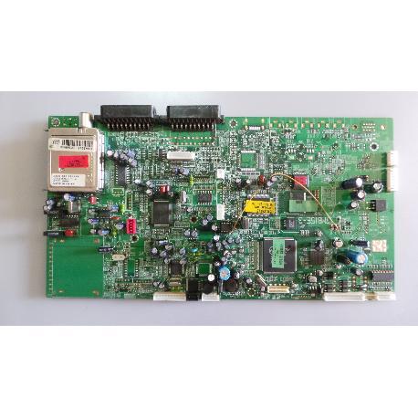 PLACA BASE MAIN BOARD TV SCHONTECH SFX4206PL 17MB15E-3 - RECUPERADA