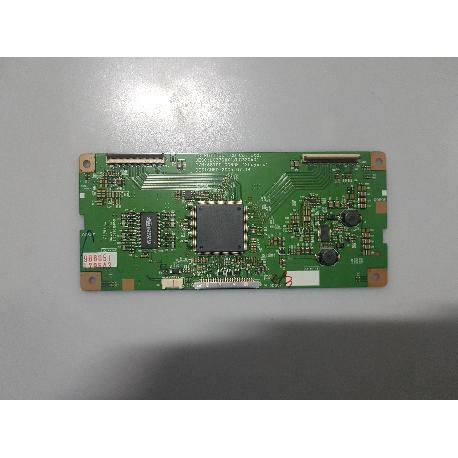 PLACA T-CON BOARD LC370WX1/LC320W01 6870C-0060F PARA TV PHILIPS 32PFL5522D/05 - RECUPERADA