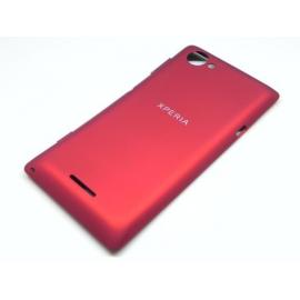 Tapa trasera bateria Original Sony Xperia L C2105 Roja