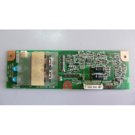 PLACA INVERTED TV THOMSON 32LB4055 6632L-0203A KLS-EE23-M(D) REV:00 - RECUPERADA