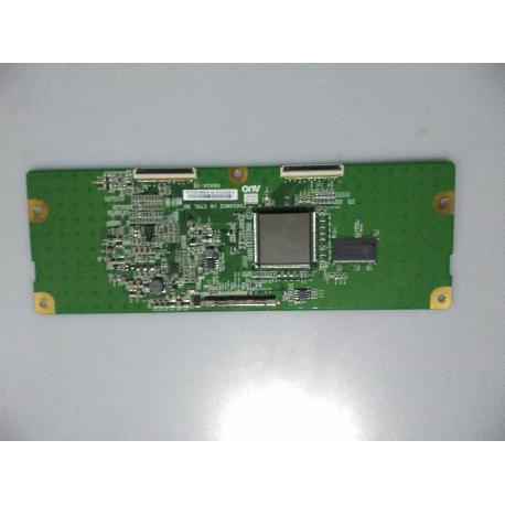 PLACA T-CON BOARD T260XW02 V6 06A04-1B PARA TV SONY KDL-26P2530 - RECUPERADA