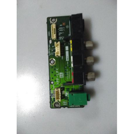 MODULO ENTRADA VIDEO 1-870-679-12 PARA TV SONY KDL-26P2530 - RECUPERADO