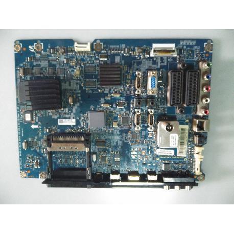 PLACA BASE MAIN MOTHERBOARD BN41-01443A PARA TV SAMSUNG LE40C630K1W - RECUPERADA
