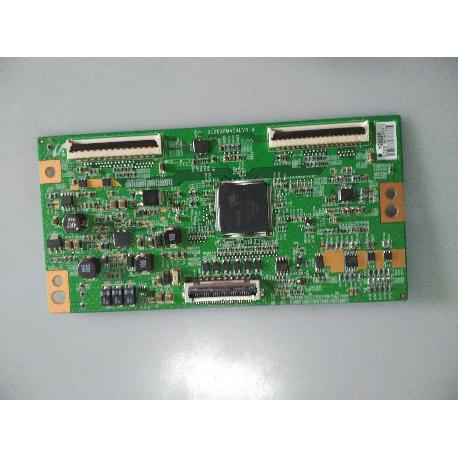 PLACA T-CON BOARD S120APM4C4LV0 PARA TV SAMSUNG LE40C630K1W - RECUPERADA