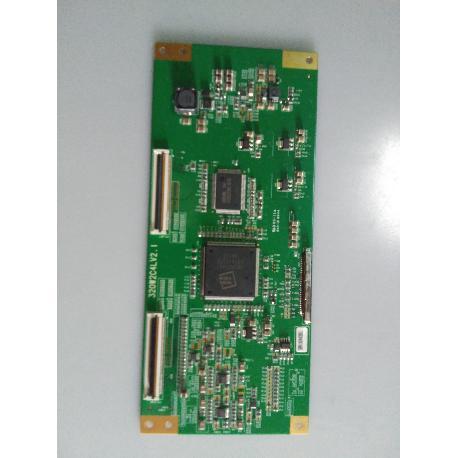 PLACA T-CON BOARD 320W2C4L2.1 PARA TV JVC LT-32C50BU - RECUPERADA