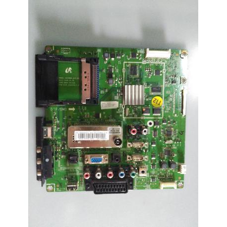 PLACA BASE MAIN MOTHERBOARD BN41-01165B PARA TV SAMSUNG LE40B530P7W - RECUPERADA
