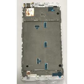 CARCASA FRONTAL DE LCD PARA XIAOMI MI MAX 2 - BLANCA