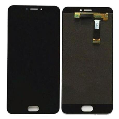 PANTALLA LCD DISPLAY + TACTIL PARA MEIZU MX6 - NEGRA