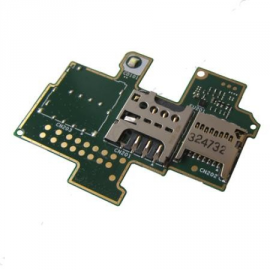 Flex Modulo Lector Sim Y Memoria SD Original Sony Xperia M C1904 C1905