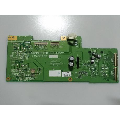 PLACA CONNECTOR PWB TV JVC LT-37S60BU LCA90495 -001B - RECUPERADA