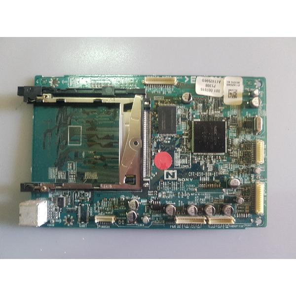 PLACA CARD READER TUNNER 1-867-362-12 - (1-726-198-12) PARA TV SONY KDL-540A11E - RECUPERADA