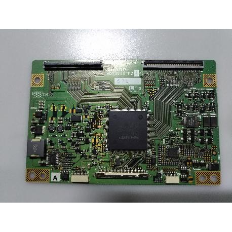 PLACA T-CON BOARD TV JVC LT-37S60BU CPWBX3255TPZ-1 - RECUPERADA