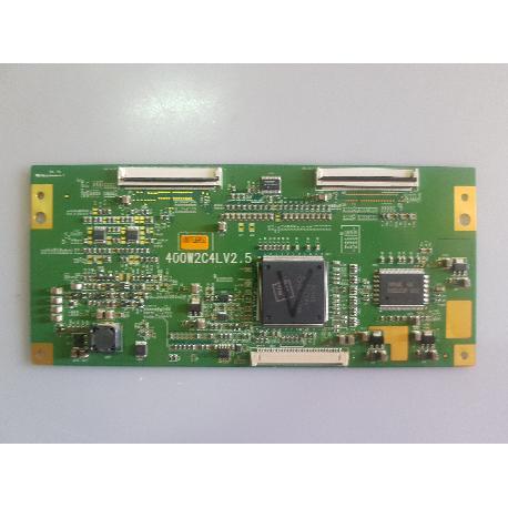 PLACA T-CON BOARD 400W2C4LV2.5 PARA SONY KDL-50A11E - RECUPERADA