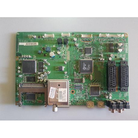 PLACA BASE MAIN MOTHERBOARD 3139 123 62614 WK713.5 PARA TV PHILIPS 42PFL5522/12 - RECUPERADA