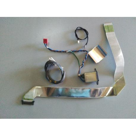 SET CABLES ORIGINAL PARA TV LG 42LF2510 - RECUPERADO