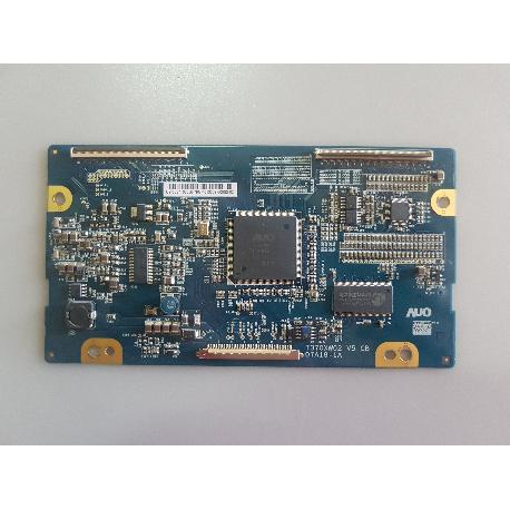 PLACA T-CON BOARD T370XW02 V5 CB 07A18-1A PARA TV SONY KDL-37P3000 - RECUPERADA