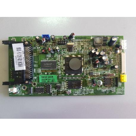 PLACA SUBMAIN16MB13001 V2 170807 PARA TV OKI V19A-PH - RECUPERADA