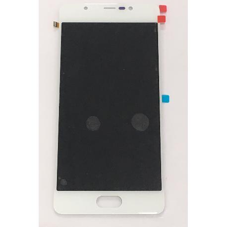 PANTALLA LCD DISPLAY + TACTIL PARA WIKO U FEEL GO - BLANCA