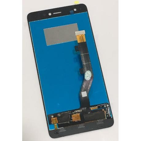 PANTALLA LCD DISPLAY + TACTIL PARA BQ AQUARIS X PRO - NEGRA / REMANUFACTURADA