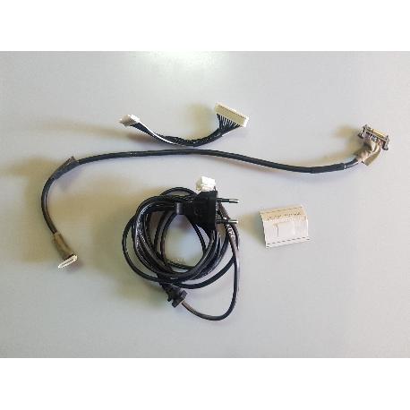 SET DE CABLE PARA TV SONY KDL-32P3500 - RECUPERADO