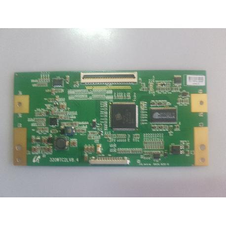 PLACA T-CON BOARD 320WTC2LV8.4 PARA TV SONY KDL-32P3500 - RECUPERADA