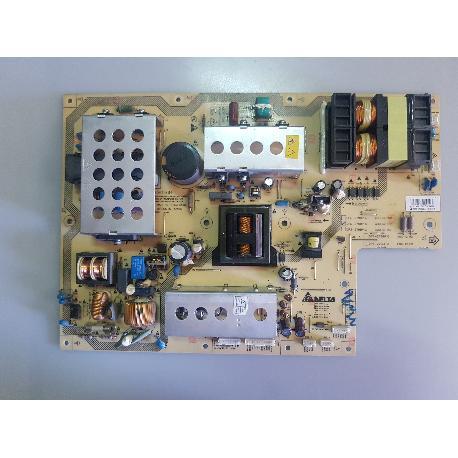 FUENTE DE ALIMENTACION POWER SUPPLY BOARD DPS-279BP B AUO 42 FHD PARA TV PHILIPS 42PFL5603D/12 - RECUPERADA