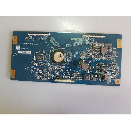 PLACA T-CON BOARD T420HW01 V2 07A33-1A PARA TV PHILIPS 42PFL5603D/12 - RECUPERADA