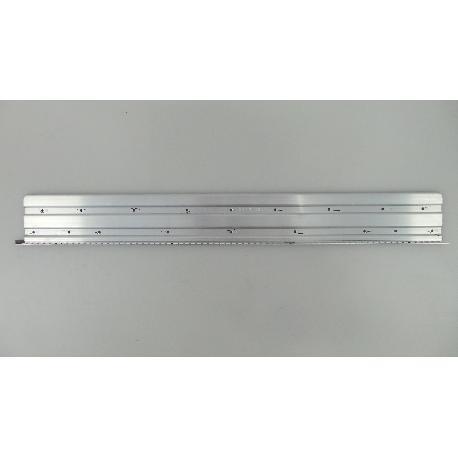 BARRA DE LED TV LG 55UG870V-ZA REV 0.4 6 L-TYPE UDG46W L6 E 6916L2122A