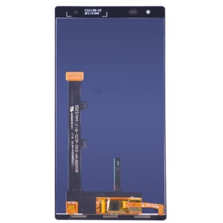 PANTALLA LCD DISPLAY + TACTIL PARA LENOVO VIBE X3 - NEGRA