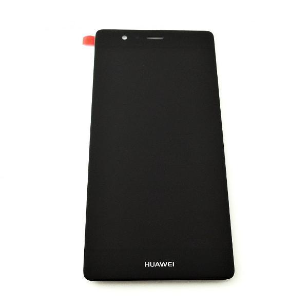 PANTALLA LCD DISPLAY + TACTIL CON MARCO PARA HUAWEI P9 - NEGRA