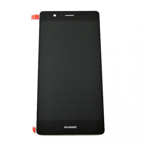 PANTALLA LCD DISPLAY + TACTIL CON MARCO PARA HUAWEI P9 LITE - NEGRA