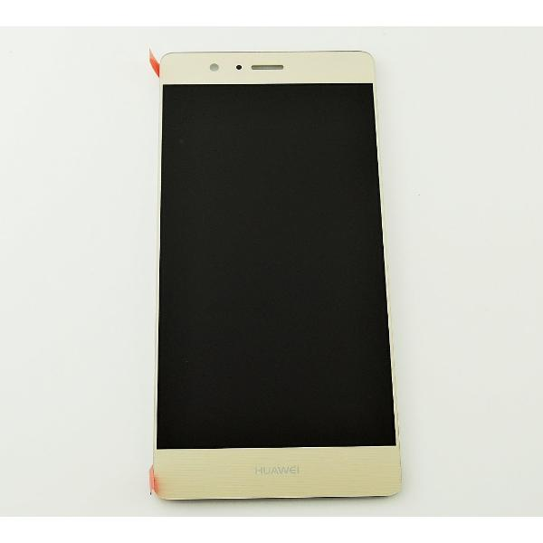 PANTALLA LCD DISPLAY + TACTIL CON MARCO PARA HUAWEI P9 LITE - ORO