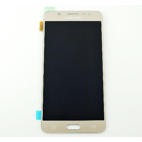 PANTALLA LCD DISPLAY + TACTIL ORIGINAL SAMSUNG GALAXY J5 (2016) SM-J510F - ORO