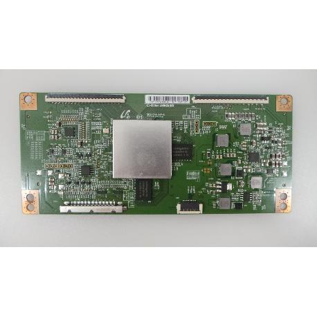PLACA T-CON BOARD TV LG 40UF707 CHIMEICINNOLUX E22203416213104