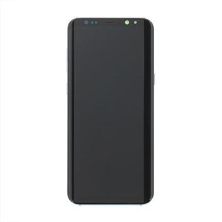 PANTALLA DISPLAY LCD+TACTIL ORIGINAL PARA SAMSUNG SM-G955F GALAXY S8 PLUS,GALAXY S8+  - NEGRA