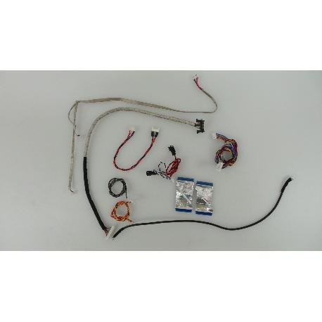 SET DE CABLES TV PHILIPS 32PFH5300/88 PARA T-CON T320HVN05.6