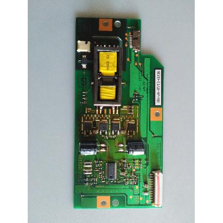 PLACA INVERTER BOARD HIU-813-S PARA TV OKI TVV3212 - RECUPERADA
